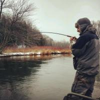 Steelhead Report from 12/13/2018