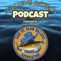Walleye World Podcast Ep. 11 - Detroit River Fishing With Captain Dan Stewart of ChromeSeekers Sportfishing